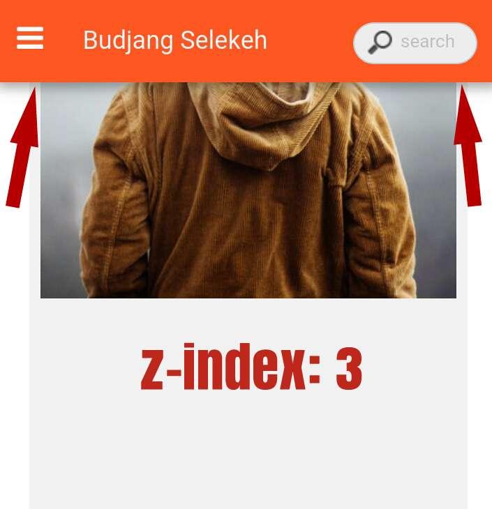css z-index 3