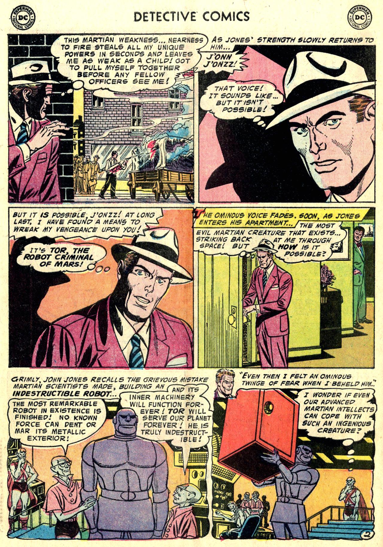 Read online Detective Comics (1937) comic -  Issue #243 - 28