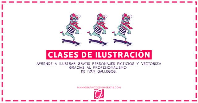 curso de ilustración gratis con iván gallegos