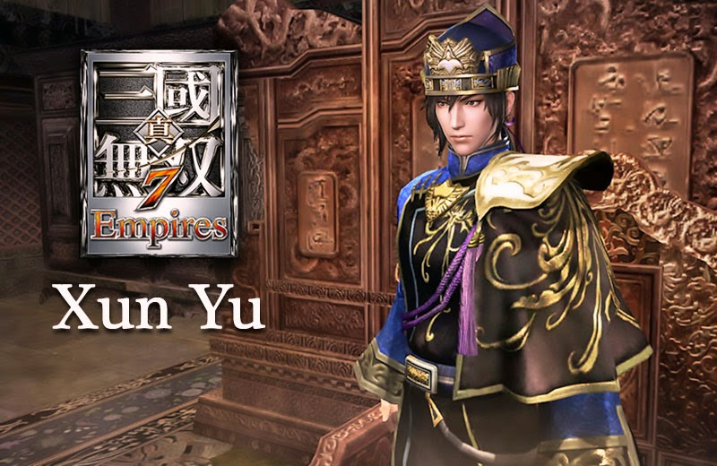Dynasty Warriors 8: Empires ซุนฮกปรากฏกาย