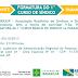 Convite para formatura de Curso Básico de Síndico no Paranoá