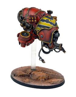 Mechanicum Vultarax Stratus-Automata - Forge World
