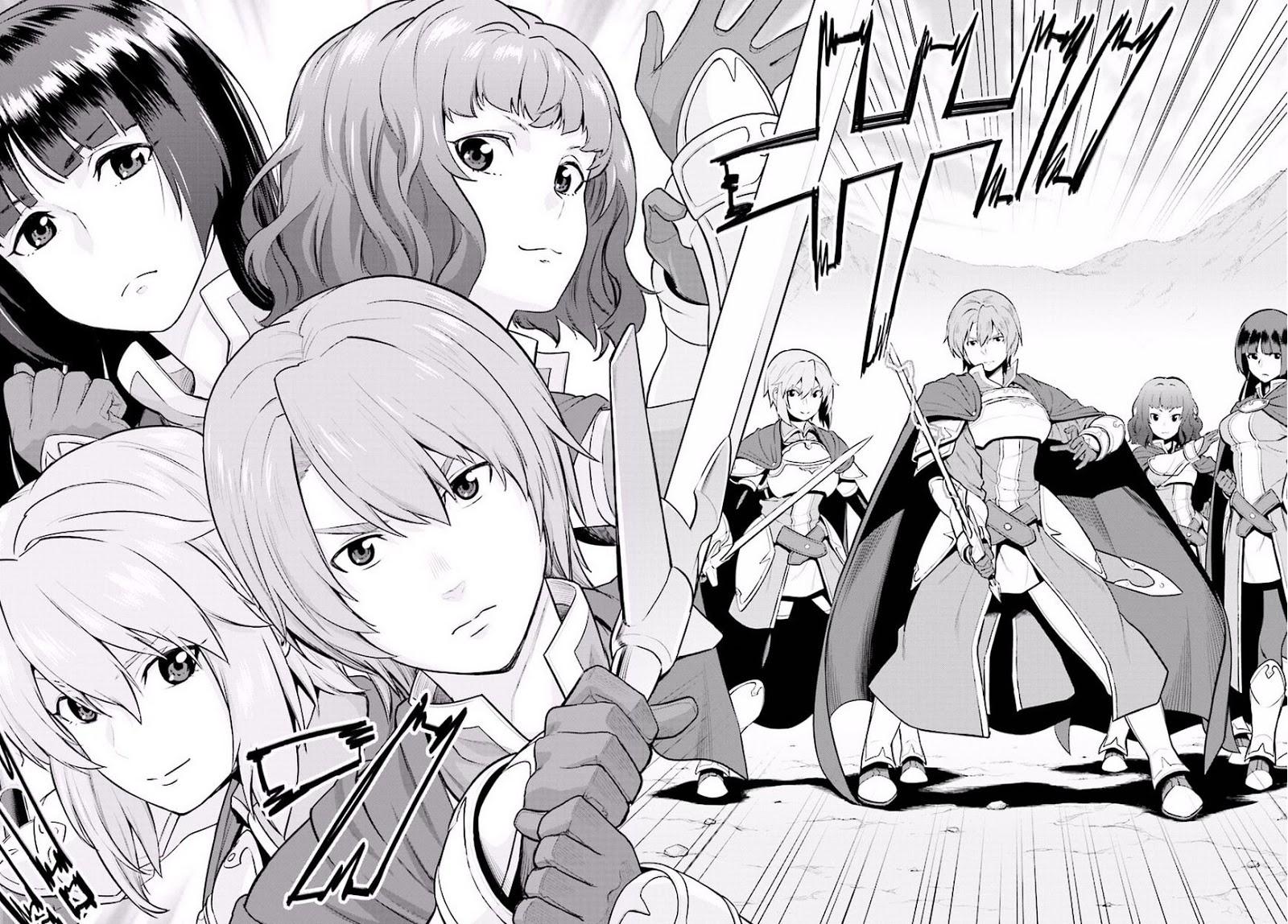 อ่านการ์ตูน Konjiki no Word Master 19 Part 2 ภาพที่ 8