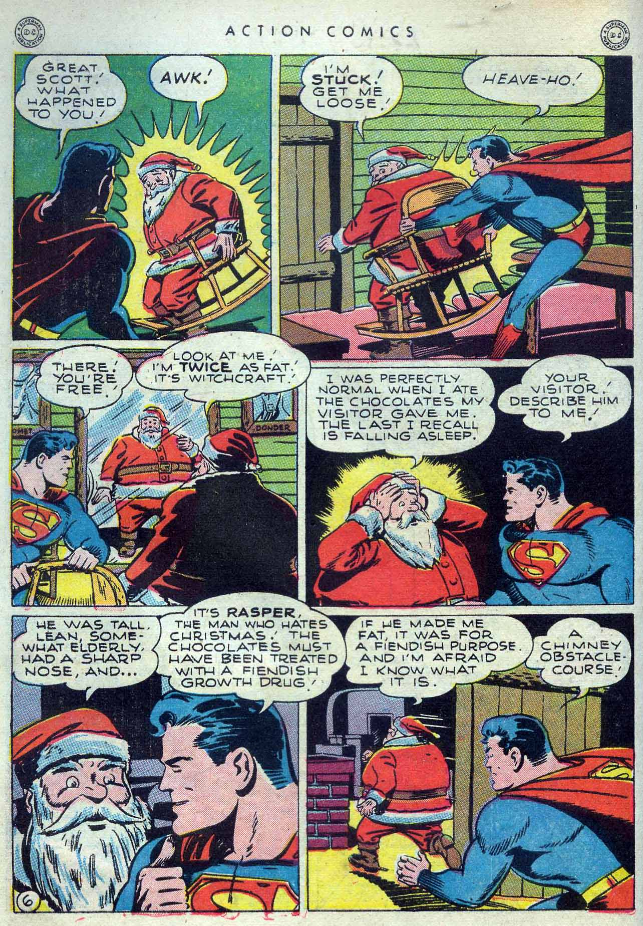 Read online Action Comics (1938) comic -  Issue #105 - 8