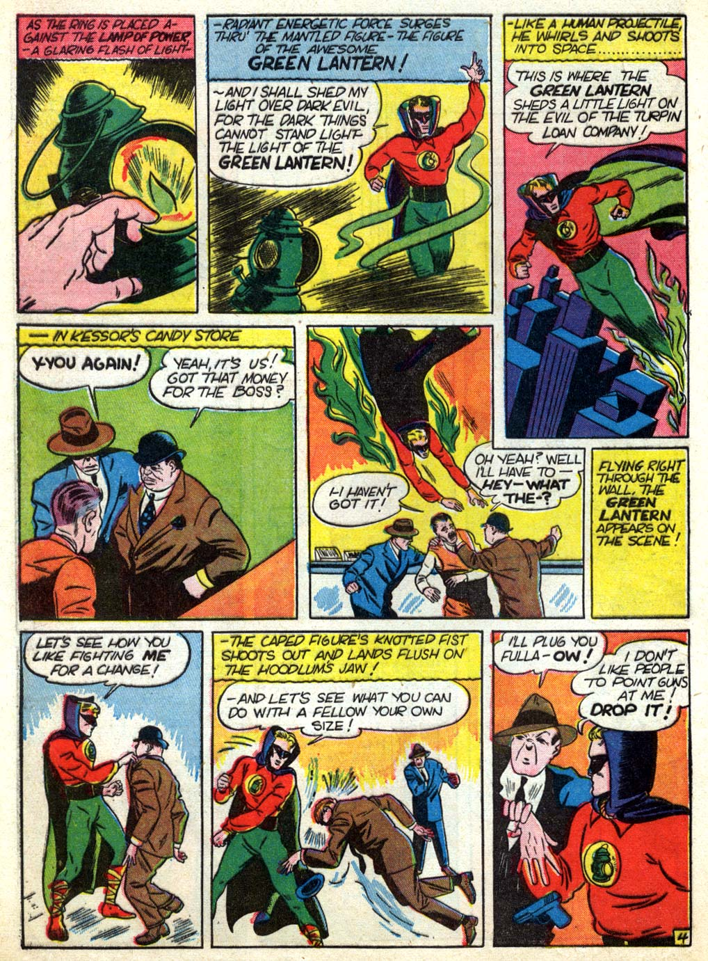 Read online All-American Comics (1939) comic -  Issue #26 - 6