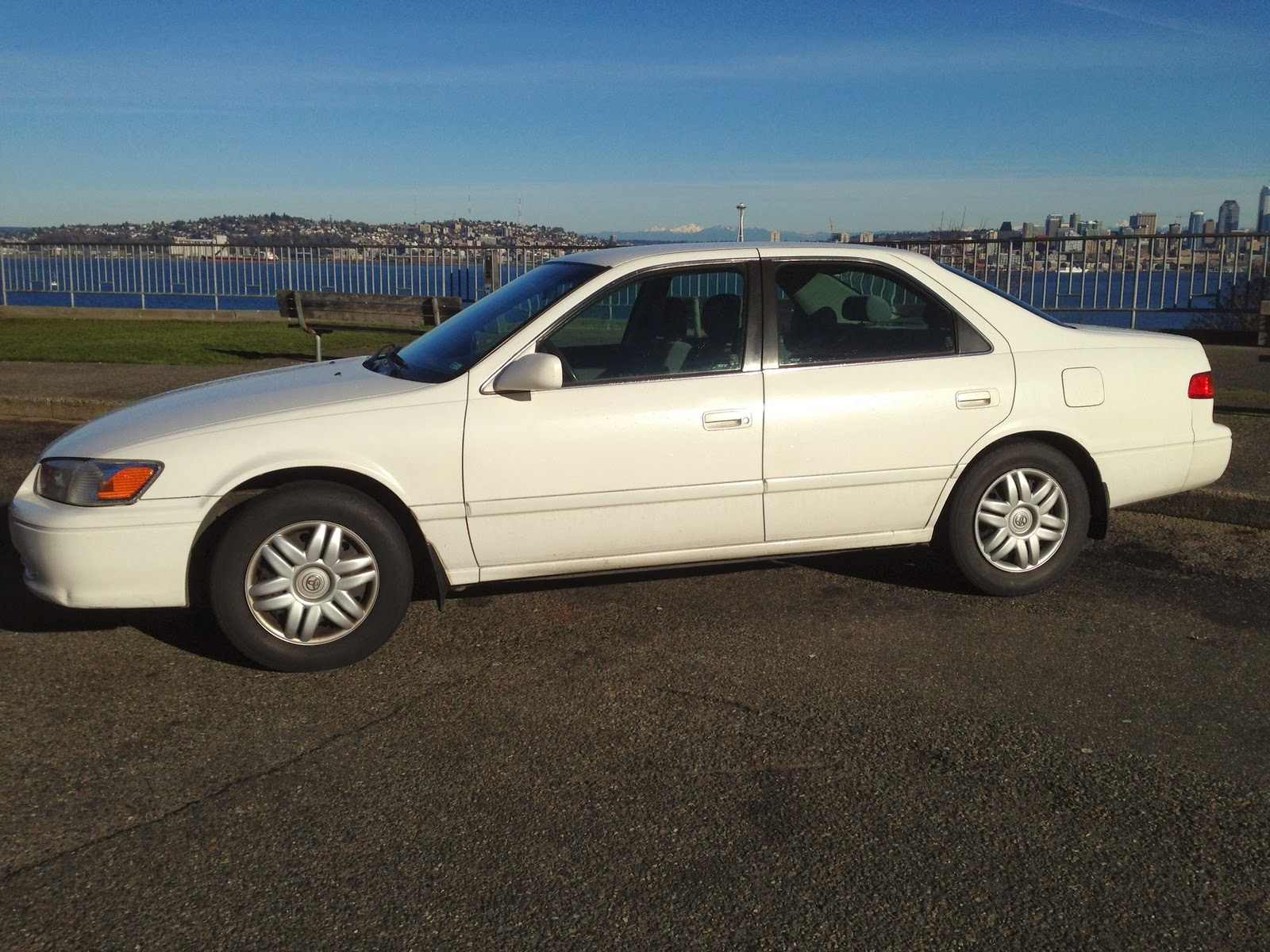 2000 Toyota Camry Owners Manual