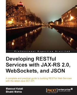 REST and RESTful WebServices books in Java