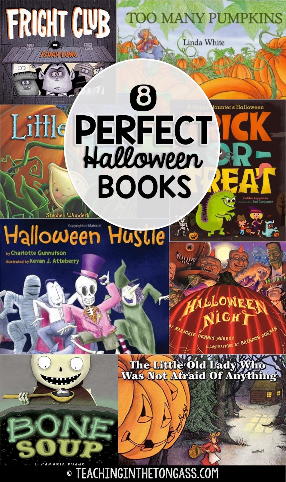 halloween books read-alouds