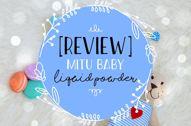 Review Mitu Baby Liquid Powder