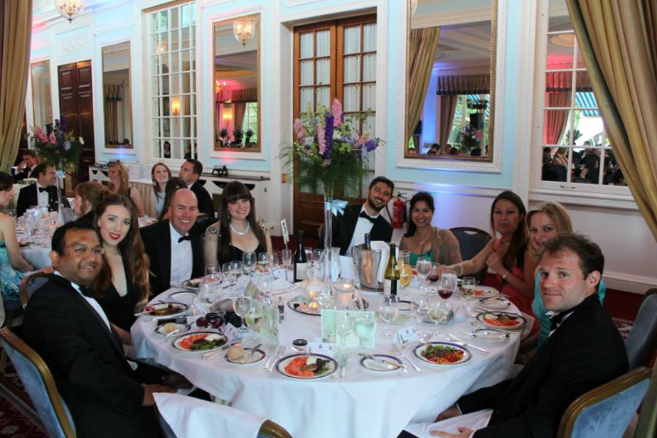 Royal Automobile Club Woodcote Park Summer Ball