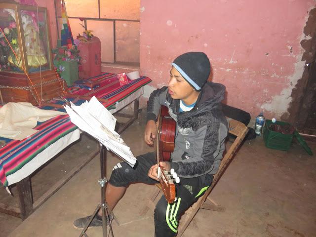 Miguel mein Kirchenmusiker