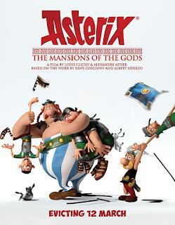 Asterix: Domeniul zeilor online subtitrat