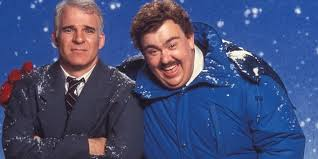 Planes trains and automobiles Hollywood comedies
