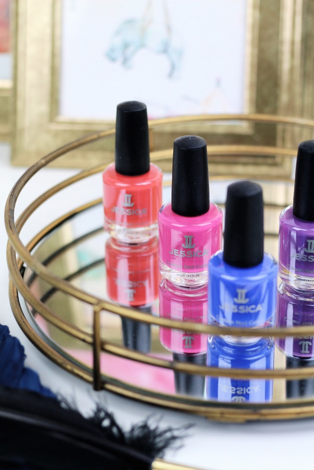 Jessica Nails Prime Collection Beauty Blog Review