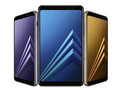 三星a8 2018手機