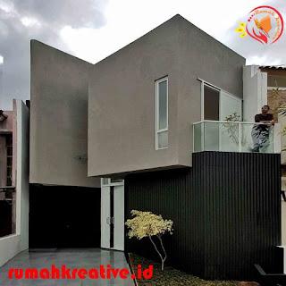 desain rumah 3 arsitektur