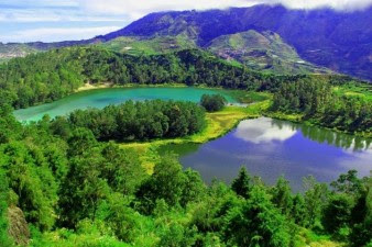 Wisata Dieng Wonosobo Jawa Tengah