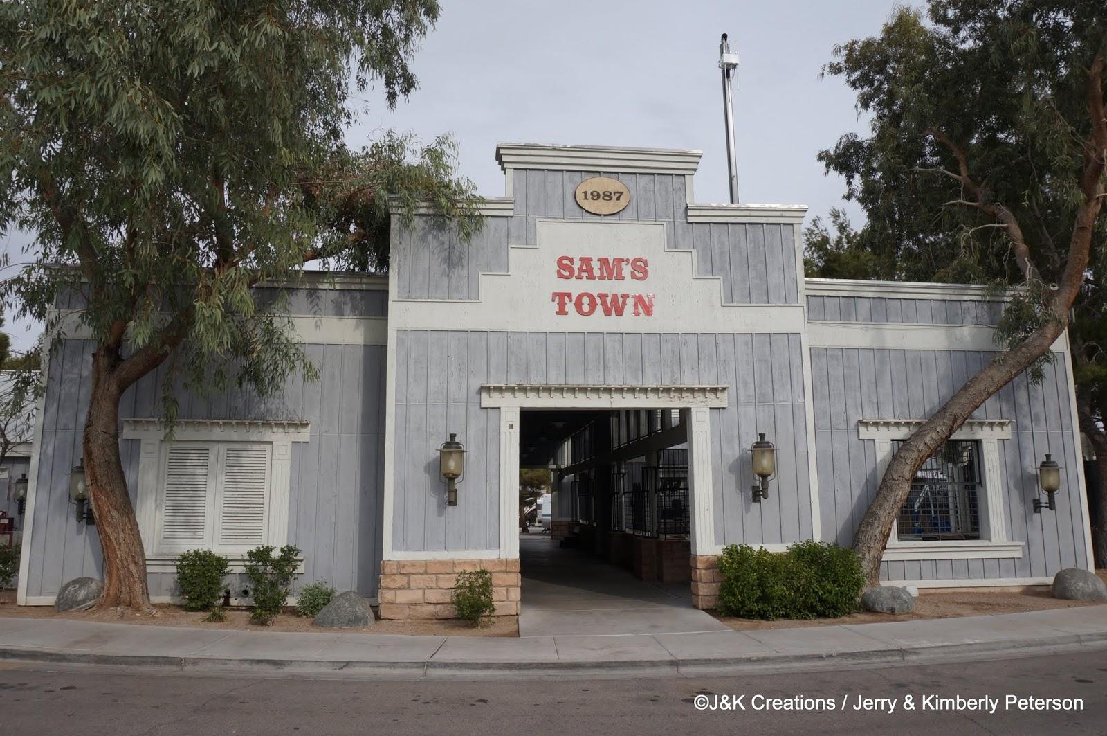 Along the Way with J&K   : Las Vegas KOA at Sam's Town