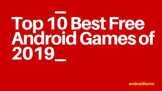 free games, free android games