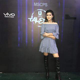 Miss Mizoram Contest 2018 Photos