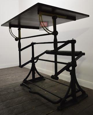 Table à dessin Darnay