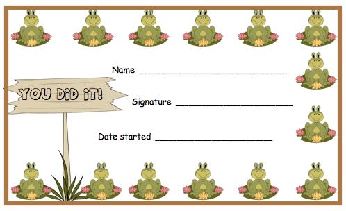 photo of Punch or Stamp Cards, classroom management, Ruth S. TeachersPayTeachers.com, grades 1 - 6