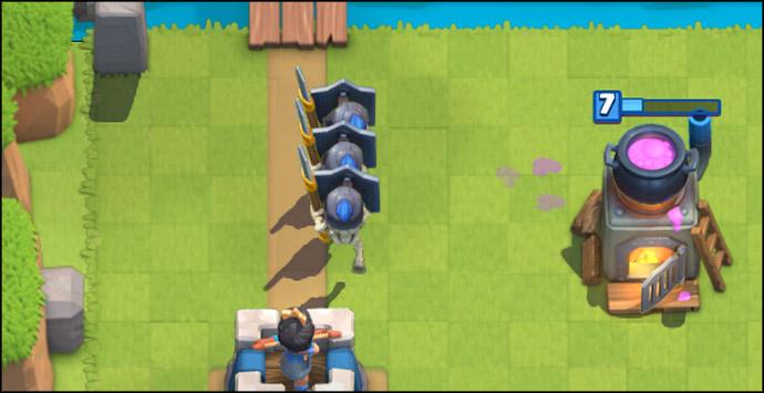 Guardas do Clash Royale