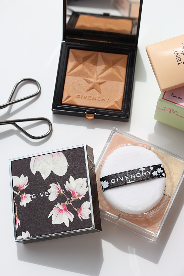 Givenchy Prisme Libre Couture Taffetas Beige