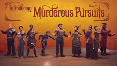 Murderous Pursuits Apk + OBB For Android Free Download