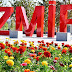 İzmir`in Her Yerinde Çiçekler Açtı