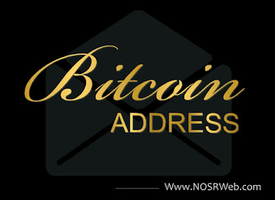 bitcoin address - How to find your bitcoin address in your online wallet