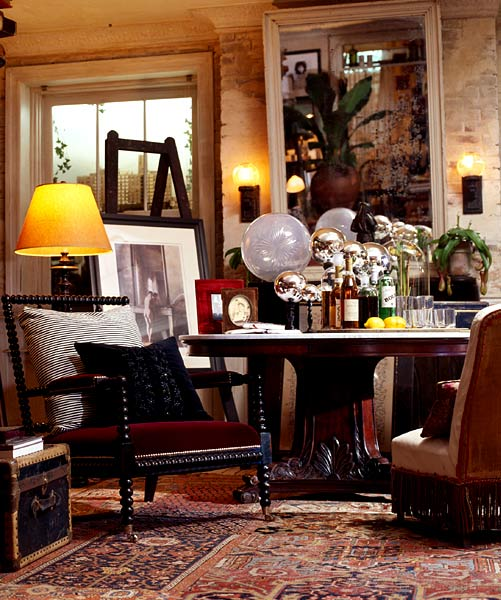 Learning From 30 Years Of Ralph Lauren Home: Color Outside The Lines: Artie? Bohemian? I Think So