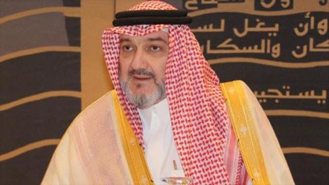 Un príncipe saudí renuncia inesperadamente de todos sus cargos