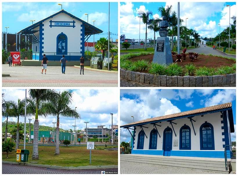 O que fazer em Criciúma, Santa Catarina - Parque das Nações