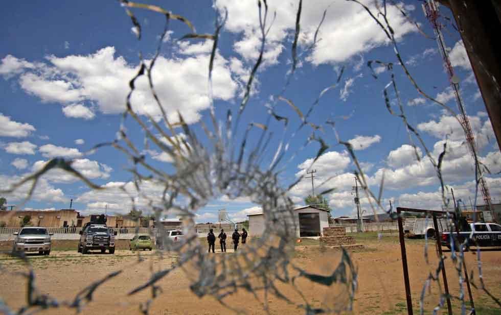 """""""La Línea"""" y """"La Gente Nueva"""" duplican la violencia en municipios de la sierra de Chihuahua"""