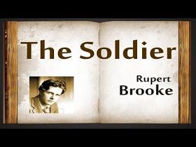 Guddys Blog Tne Soldier By Rupert Brooke