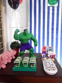lembrancinhas hulk