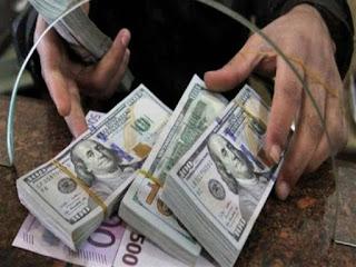 ارتفاع سعر اليورو والإسترليني أمام العملة المحلية واستقرار الورقة الخضراء في البنوك