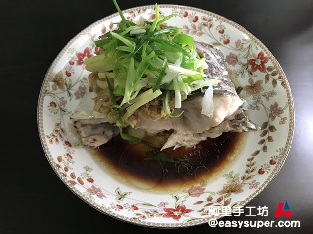 冬菜蒸鯇魚腩做法- 食譜大全 - 阿里手工坊