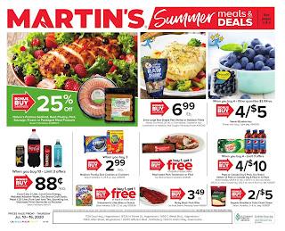 ⭐ Martins Ad 7/10/20 ⭐ Martins Weekly Ad July 10 2020