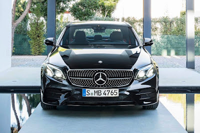 Mercedes-AMG E 43 4Matic (2017) Front