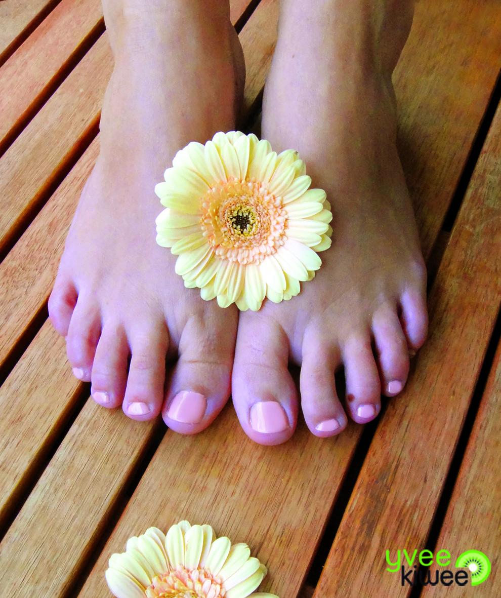 Yvee Kiwee Zeigt Her Eure Füße I Der Neue Express Pedi Von