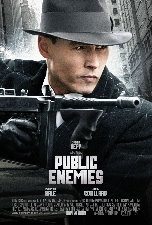 Nonton Film Public Enemies (2009)