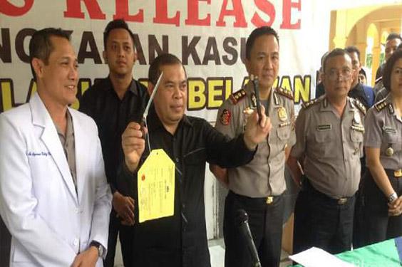 Pelaku Penusuk Polisi di Medan Tewas Tertembak Saat Penangkapan
