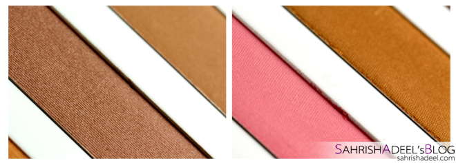 Velvet Blush Palette by Stageline Cosmetics - Review & Swatches