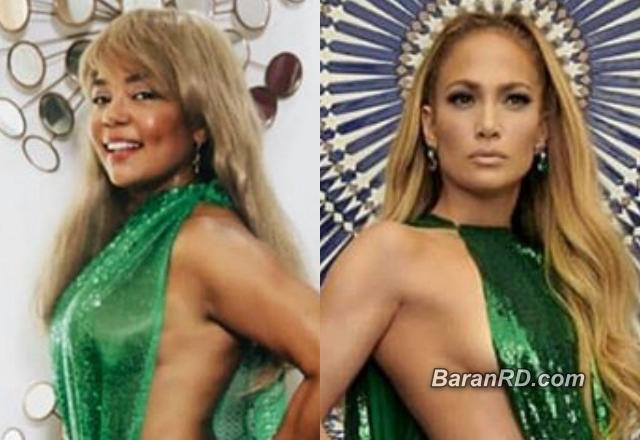 Cheddy García alborota las redes con foto inspirada en JLo