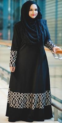 Model Baju Muslim Untuk Orang Gemuk Jalan-jalan