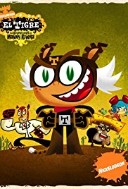 El Tigre: The Adventures of Manny Rivera (2007–2008) TV Series ταινιες online seires xrysoi greek subs