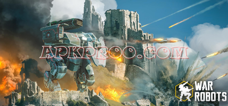 Download Game War Robots (WWR) Unlock All