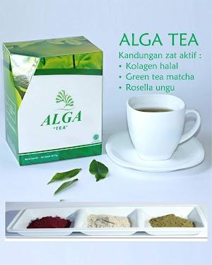 Alga Tea Kolagen Halal